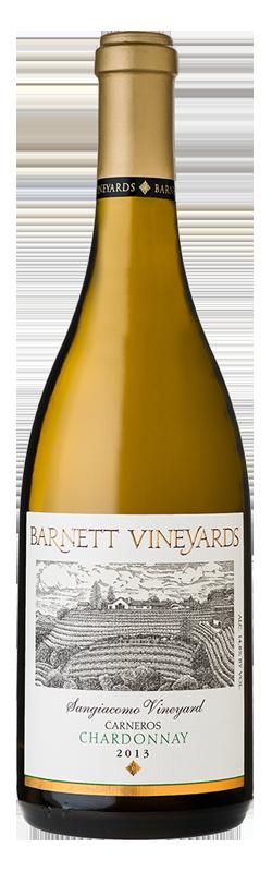 Barnett Vineyards Chardonnay, Catarina Vineyard, Carneros Bottle Preview