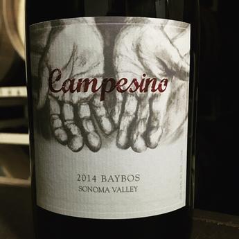 Campesino Cellars Baybos Bottle Preview