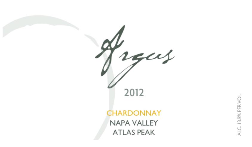 Sleeping Giant Argus Chardonnay Bottle Preview