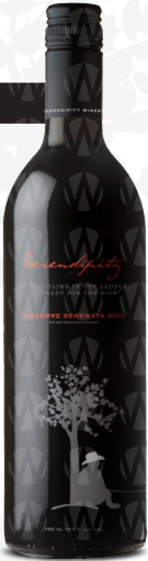 Serendipity Winery Reserve Serenata