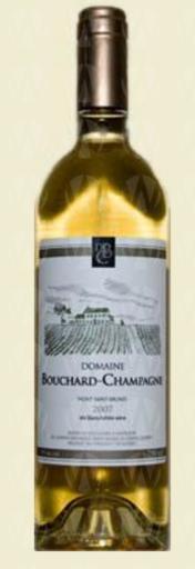 Domaine Bouchard-Champagne Le Blanc