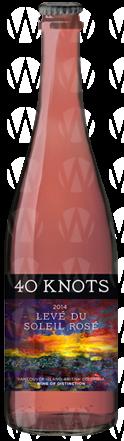 40 Knots Estate Winery Levé Du Soleil Rose