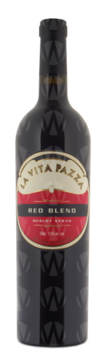 La Frenz Estate Winery La Vita Pazza Red