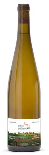Domaine des Salamandres Vin Blanc Nouveau