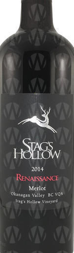 Stag's Hollow Winery & Vineyard Renaissance Merlot