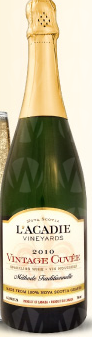 L'Acadie Vineyards Vintage Cuvée