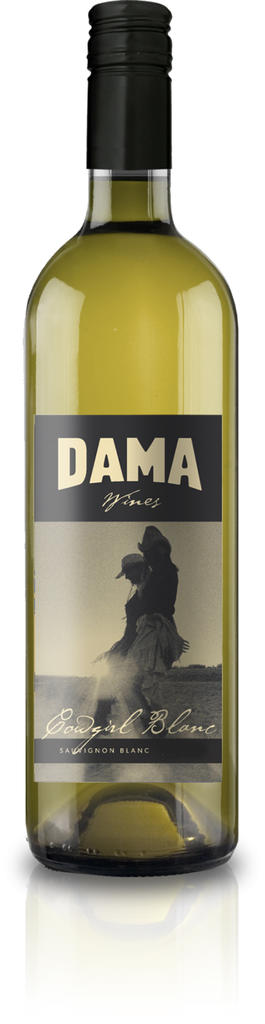 DAMA Wines Cowgirl Blanc Bottle Preview