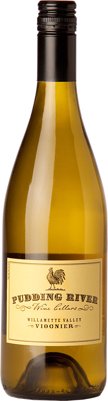 Pudding River Wine Cellers Walla Walla Valley Viognier Bottle Preview