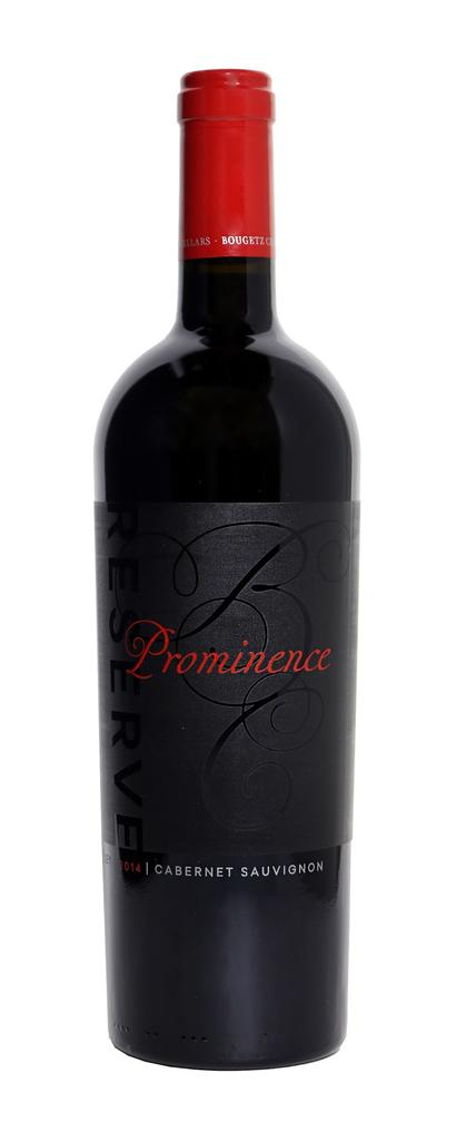 Bougetz Cellars Prominence Napa Valley Reserve Cabernet Sauvignon Bottle Preview