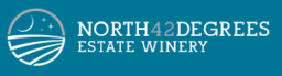 North 42 Degrees Estate Winery Logo