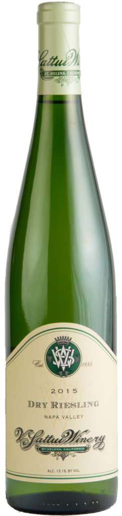 V. Sattui Winery Dry Riesling Bottle Preview