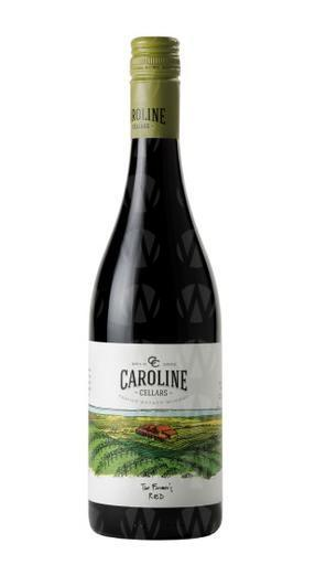 Caroline Cellars Winery Farmer's Red