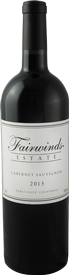 Fairwinds Estate Winery Cabernet Sauvignon Bottle Preview