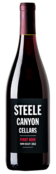 Steele Canyon Cellars Pinot Noir Bottle Preview