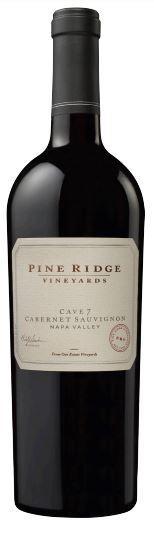 Pine Ridge Vineyards Cave 7 Cabernet Sauvignon Bottle Preview