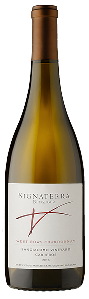 Benziger Family Winery Signaterra West Rows Chardonnay Bottle Preview