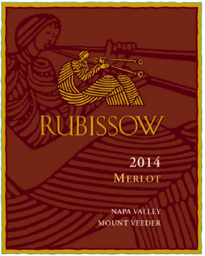 Rubissow Merlot Bottle Preview