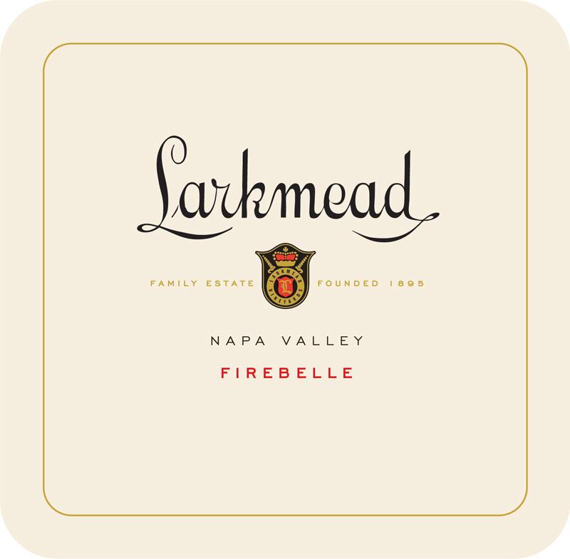 Larkmead Vineyards Firebelle Bottle Preview