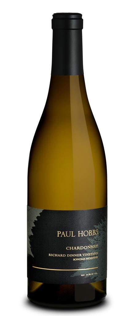 Paul Hobbs Richard Dinner Vineyard Chardonnay Bottle Preview