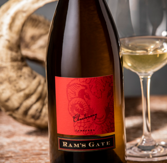 Ram's Gate Winery Chardonnay, Carneros Bottle Preview