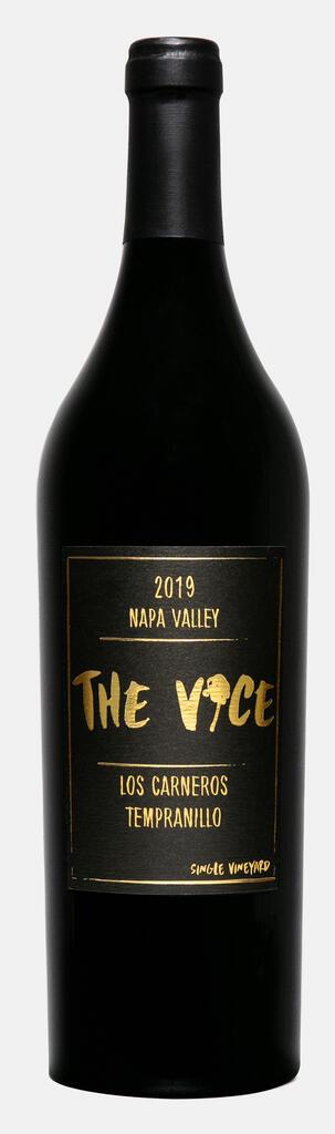 "The Vice, ""Casa Mono"", Tempranillo, Los Carneros-Napa Bottle"