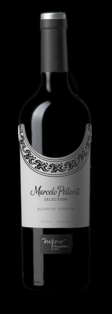 Marcelo Pelleriti Selection Blend of Terroir Bottle