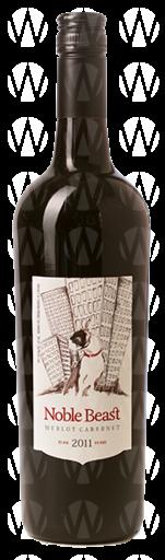 BC Wine Studios Noble Beast Merlot Cabernet