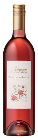 Silverado Vineyards Sangiovese Rosato Bottle Preview