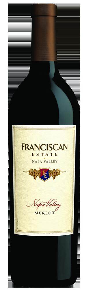 FRANCISCAN ESTATE MERLOT Bottle
