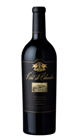 Knights Bridge Winery Pont de Chevalier Dr. Crane Red Wine Bottle Preview