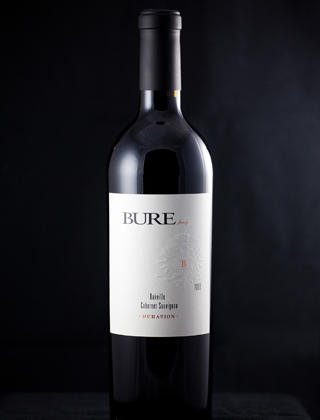 BURE Family Wines Duration Cabernet Sauvignon Bottle Preview