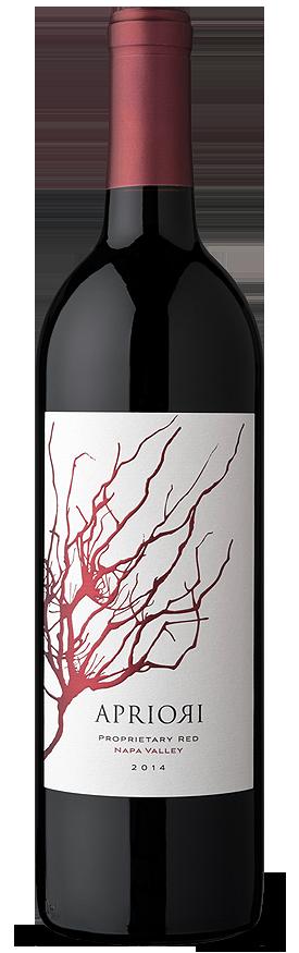 Apriori Cellar Apriori Proprietary Red Bottle Preview