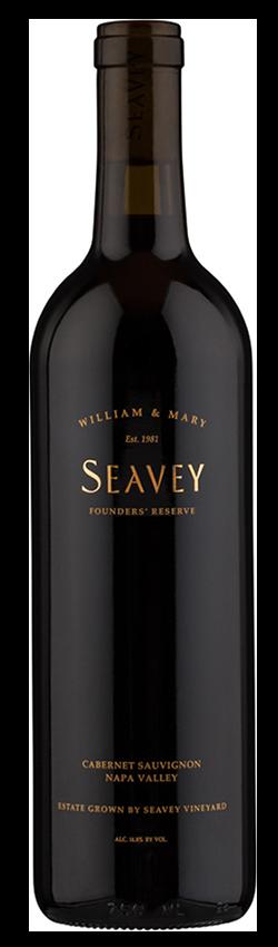 Seavey Vineyard Founders' Reserve Bottle Preview