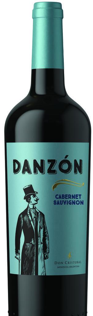 Bodega Don Cristobal Danzón Cabernet Sauvignon Bottle Preview