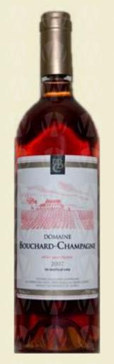 Domaine Bouchard-Champagne Le Rosé