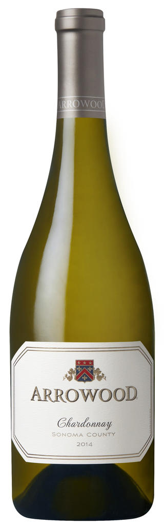 Arrowood Vineyards & Winery Sonoma County Chardonnay Bottle Preview