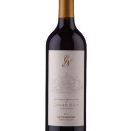 Grand Napa Vineyards CABERNET SAUVIGNON RUTHERFORD Bottle Preview