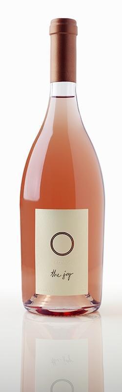 """Promise """"the joy"""" Rosé of Pinot Noir Bottle Preview"""