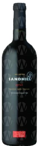 Sandhill Small Lots Syrah