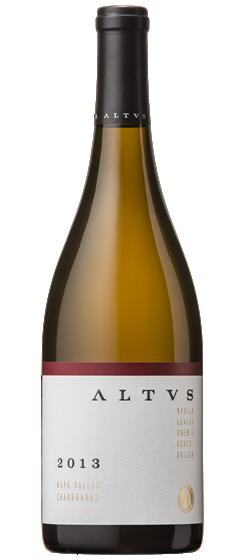 Merus Altus Chardonnay, Napa Valley Bottle Preview