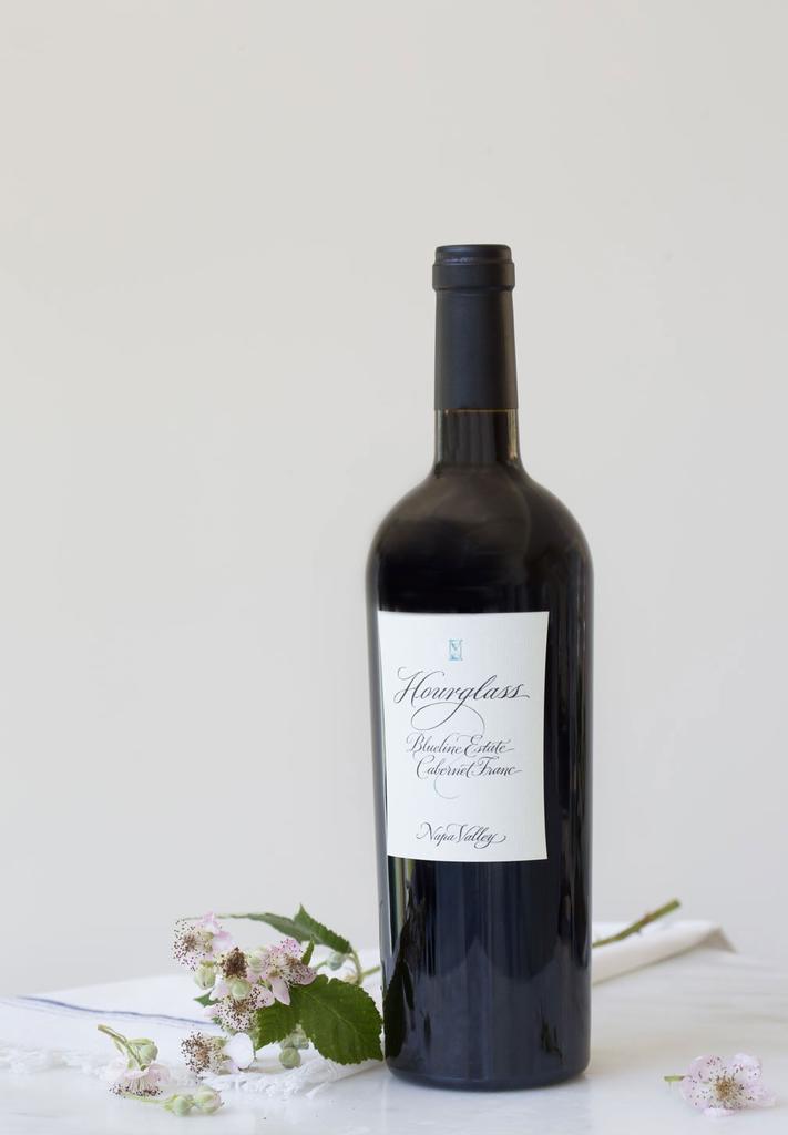 Blueline Estate Cabernet Franc Bottle