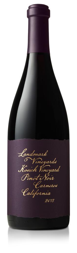 Landmark Vineyards Kosich Pinot Noir Bottle Preview