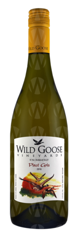 Wild Goose Vineyards Pinot Gris
