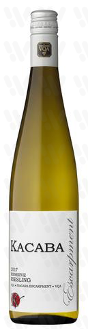 Kacaba Vineyards and Winery Reserve Riesling