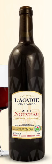 L'Acadie Vineyards Nouveau