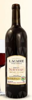 L'Acadie Vineyards Nouveau