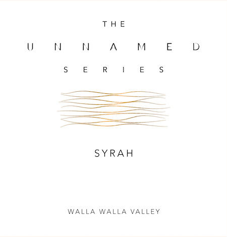 The Unnamed Series The Unnamed Series Syrah Bottle Preview