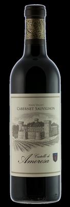 Castello di Amorosa CABERNET SAUVIGNON, Napa Valley Bottle Preview