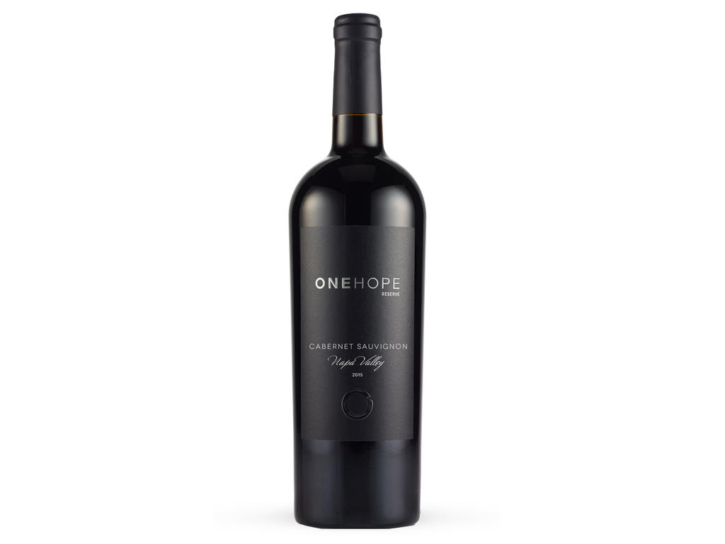 ONEHOPE Napa Valley Reserve Cabernet Sauvignon Bottle Preview