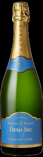 Gloria Ferrer Vintage Sparkling Wines Demi-Sec Bottle Preview